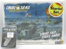 Cruel Seas 781510001 Strike Fast Strike Hard! (Starter Set) + Das Boot Promo NIB