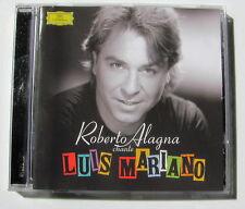ROBERTO ALAGNA CHANTE LUIS MARIANO . CD