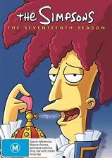The Simpsons : Season 17 (DVD, 2014, 4-Disc Set)