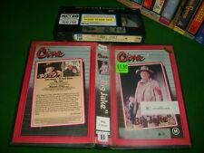 VHS *BIG JAKE (1971)* Rare Early 80s Australian CBS/FOX 1st Issue - Cult Western