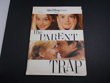 *      PARENT TRAP-LINDSEY LOHAN premier Movie - MEDIA PRESS KIT -