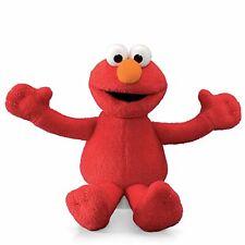 Sesame Street Elmo Plush Beanbag Character 6 Inch