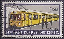 BERLIN MiNr. 384 Eisenbahn gestempelt
