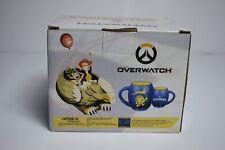 Blizzard World Overwatch Ceramic 12oz Coffee Mug Murloc Flag