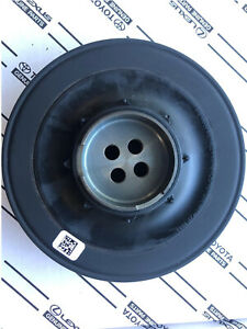 TOYOTA AVENSIS VERSO RAV4 AURIS CRANKSHAFT PULLEY 13470-WA010 *GENUINE*