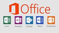 Microsoft Office 2016 Professional Plus 32/64 bit Licenza Originale