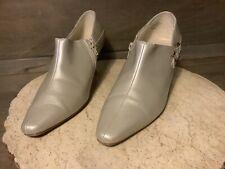 Vintage Annie Womens Shoes Color: Lim Style Oahu Good Vintage Size 7.5Ww Zip