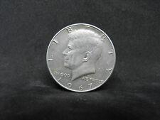 USA HALF DOLLAR 1967  SILVER COIN   #1078