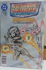 Justice League Quarterly #13~Joseph Michael Linsner Rare~Cry for Dawn~NM