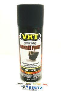 VHT SP906 SATIN BLACK BARREL PAINT Small Engine Motorcycle