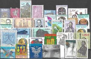 Slowakei gestempelt #293 >> aus 2011 - 2017 <<
