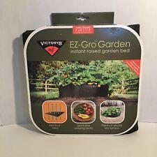 """Raised Garden Bed, 2 X 2' X 11.5"""", Victory & Garden, EZ-Gro Garden"""