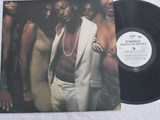 D'ANGELO~VOODOO DJ SOUL ESSENTIALS~LIMITED EDTITION SPRO 7087 Promo 12""