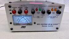 MFJ SUPER HI-Q LOOP REMOTE CONTROL BOX FOR HAM RADIO LOOP ANTENNAS 1786 1788