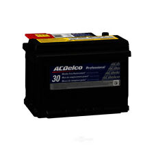 Battery Silver Acdelco Pro 90ps Fits Pontiac G6