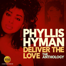 PHYLLIS HYMAN-DELIVER THE LOVE-JAPAN 2 CD F51