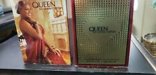 Solid Cologne highly-concentrated fragrance longlastingQueen by Queen Latifa