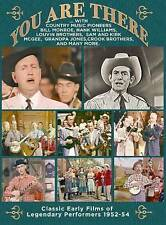 You Are There, Good DVD, The Louvin Brothers, Hank Williams, Bill Monroe,