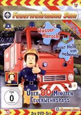 Feuerwehrmann Sam - Wasser Marsch!/Unser Held von nebenan  [2 DVDs] (2008)