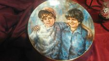 "Royal Doulton Collector's Plate ""Buddies"""
