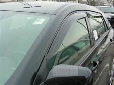 Tape-On Wind Deflectors: 2009-2014 Toyota Matrix