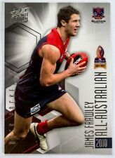 2011 AFL SELECT INFINITY JAMES FRAWLEY ALL AUSTRALIAN MELBOURNE DEMONS CARDS