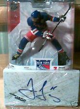 Jaromir Jagr Rangers Autograph McFarlane Figure NHL 16