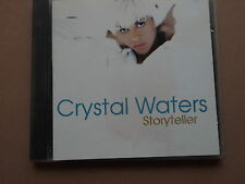Crystal Waters - Storyteller (1995) CD