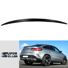 STOCK IN AU Mercedes BENZ GLE-Class C292 Coupe A Style Rear Trunk Boot Spoiler