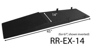 RACE RAMPS Extenders for 67in Ramps Pair P/N - RR-EX-14
