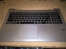 Asus s500ca bottom assembly keyboard palmrest bottom cover battery 13N0-NUA0611