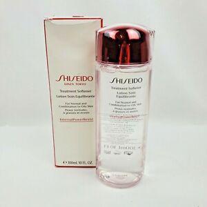 Shiseido Treatment Softener 10oz/300ml Normal & Combination to Oily Skin Sealed