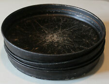 Commercial Restaurant Quality Seasoned Deep Dish Pizza Pan 14 x 2 Inches