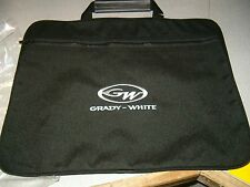 GRADY WHITE OWNERS BAG 18'-22' - BLACK - TAX FREE!!