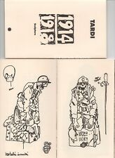 TARDI: 14 - 18...80 ANS APRÈS - LIVRET - EO 1998 - Comme Neuf -