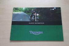 171095) Triumph Legend TT Thunderbird Adventurer Prospekt 199?