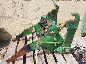 John Deere 6R, 6M 6170R, 6210R Front Linkage Kit