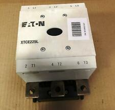 Eaton XTCE225L Contactor