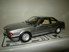 1:18 Otto Mobile BMW 635 CSi E24 silber/silver Limited Edition 1 of 2000 pcs OVP