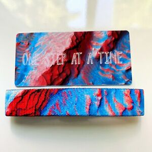 Zox strap One Step at a Time single elastic wristband bracelet #8483