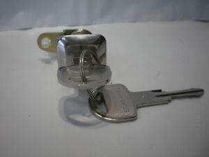 SUBARU OEM ORIGINAL FACTORY TL156B Trunk Lock DL GL RX JUSTY LOYALE