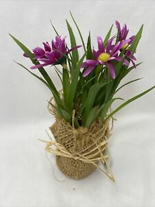 "set of 3 Floral Holiday Decor Garland NEW RAZ 26/""  Glitter Lime Cedar Spray"