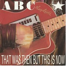 ABC - That Was Then But This Is Now - VERY GOOD CONDITION