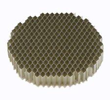 3.0 OD x .5  Airflow Straightener Screen .187 honeycomb cell mass air flow