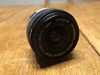 Olympus OM-SYSTEM ZUIKO MC AUTO-W 28mm f2.8 Lens from JAPAN