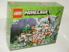 LEGO® Minecraft™ 21137 Die Berghöhle NEU OVP_ The Mountain Cave NEW 2nd choice