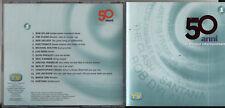 50 anniMUSICA INTERNAZIONALE CD BOB DYLAN CLASH LOU REED JOE JACKSON MEN AT WORK