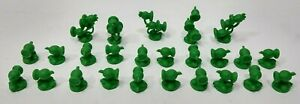 Risk Plants VS Zombies Collector's Edition 5 Threepeater & 20 Peashooter Green