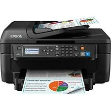 Epson WorkForce WF-2750DWF All-in-One Inkjet Printer