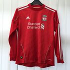 Adidas Liverpool FC #7 SUAREZ 2010Kids Football Home Shirt Top Size 11-12 Years